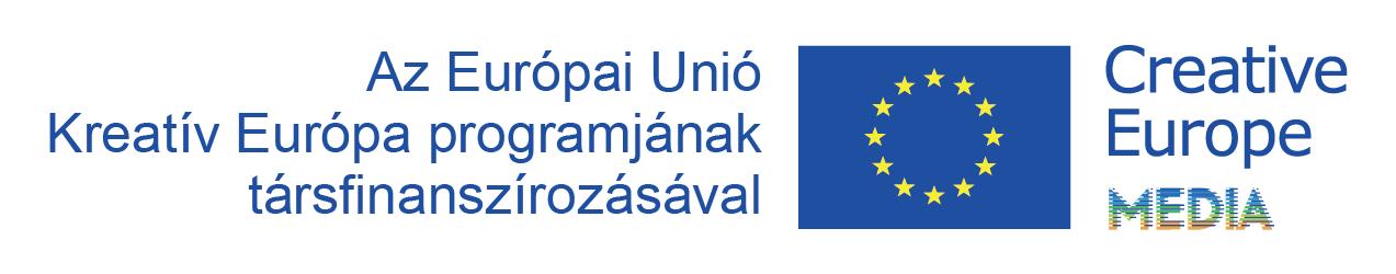 A Creative Europe Media program támogatásával